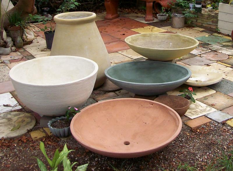 Taylor Studios Pots And Fountains